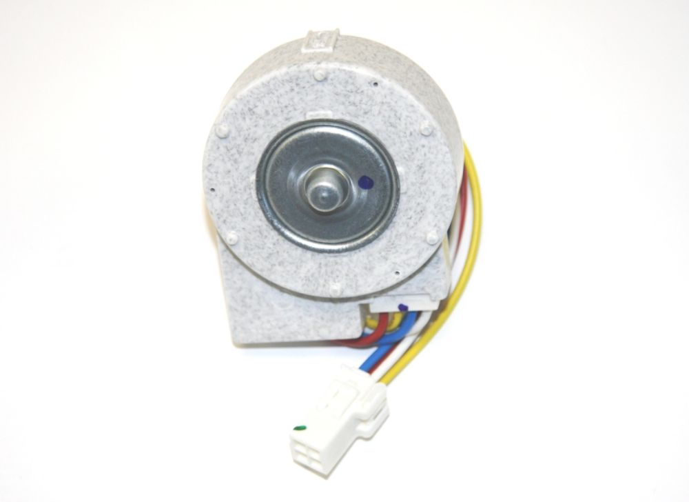 Genuine wr84x10055 ge refrigerator condenser fan motor ebay for Ge refrigerator condenser fan motor not working